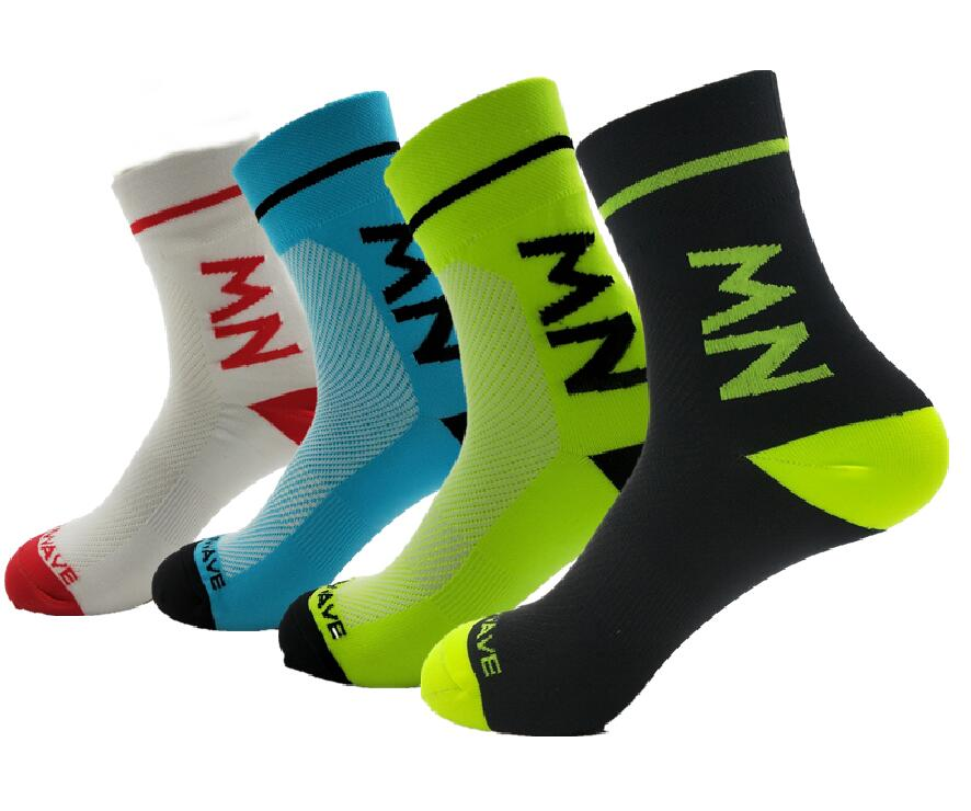 NW Unisex Cycling Socks Top Quality Professional Brand Breathable Sport Outdoor Racing Mountain Bike Socks