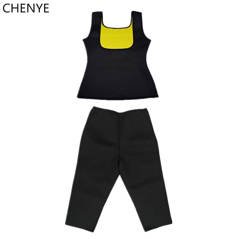 CHENYE New sale Waist Trimmer hot Body Shaper Slimming shirt Waist Trainer Corset Belt Women Slimmer Pant Neoprene Sweat Shapers