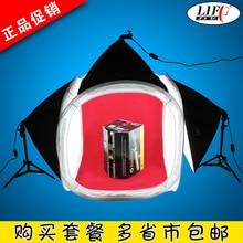 mini studio light photo box photo light kit lighting studio kit Softbox 80cm circle photographic equipment
