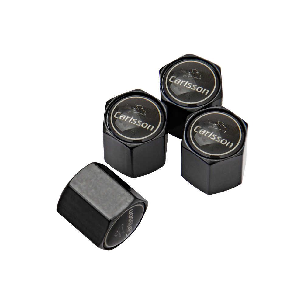 Bouchons de tige de Valve de pneu de roue de style de voiture pour Mercedes Benz W204 W203 W211 W210 W212 W205 Cla Glc Glk W124 W163 Vito Gle Gls