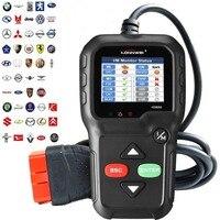 Best Car OBD2 Scanner Coder Reader KW680 Support Multi languages Full OBD 2 Function Auto Automotive Diagnostic Scaner tools
