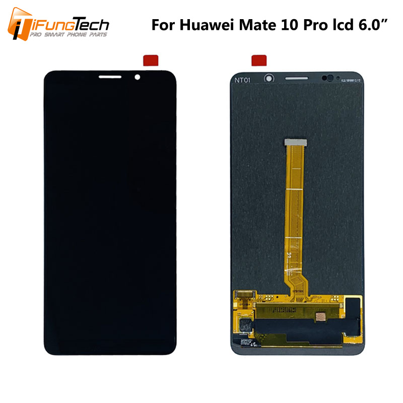 Original For Huawei mate 10 Pro 6.0 inch 2160*1080 LCD display Touch Screen Digitizer Sensor Assembly - 3