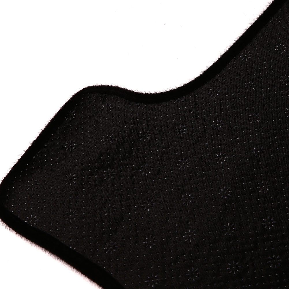 Vehemo силиконовый нескользящий коврик для приборной панели солнцезащитный чехол накладка левого водителя сиденье грузовик запчасти для приборной панели коврик для приборной панели черные оттенки