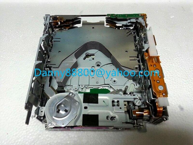 Painer 6 cd-чейнджер 6-дисковый механизм очень старый стиль погрузчик палуба для Lexus acuraudio автомагнитолы Toyota furd тюнер звучит системы