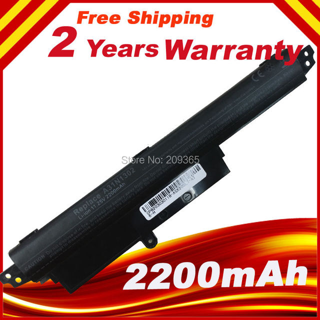 A31N1302 A31LMH2 A31LM9H Battery For ASUS VivoBook X200CA X200MA X200M X200LA F200CA 200CA 11.6""