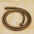 Высокое качество 1,5 м из нержавеющей стали гибкий шланг для душа трубы с двойным замком с EPDM внутренние трубы, бесплатная доставка, оптовая п...