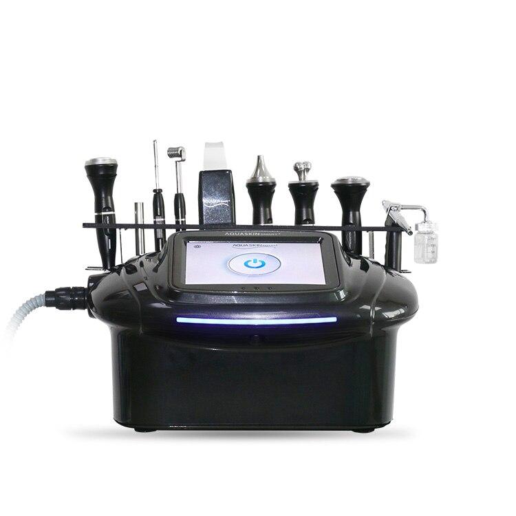 2018 Latest 9 In 1 Multi-functional Beauty Equipment Radiofrequency Salon Beauty Equipment Facial Korean Beauty Equipment