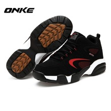 Onke Big Size 35-48 Mens Sport Running Shoes Spring&Autumn Walking Shoe Women Sneakers Outdoor Waterproof Max Shoe Training