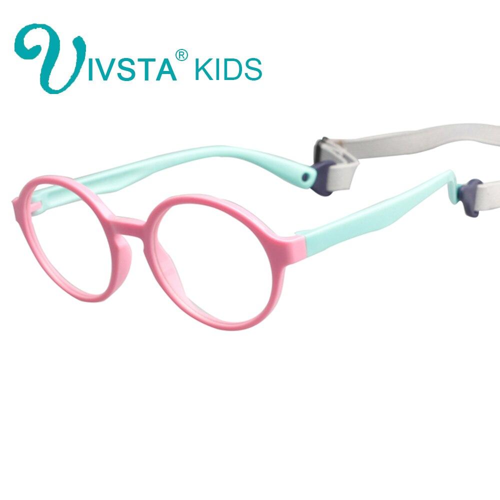 Tutucu ile Stap IV90A Stap TR90 Plastik Titanyum Çocuk Gözlük - Elbise aksesuarları - Fotoğraf 6