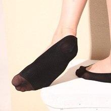 2016 Hot Sell Sex Women Summer Socks Women Crystal Short Socks For Woman Female Elastic Nylon Socks & Hosiery
