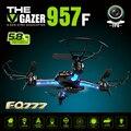 Новый FQ777 AF957F 5.8 Г FPV Drone С Камерой 2.0MP Один ключ Возвращение RC Quadcopter FPV Камеры Безголовый Беспилотный Вертолет Toys