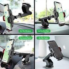 Windshield Gravity Sucker Car Phone Holder