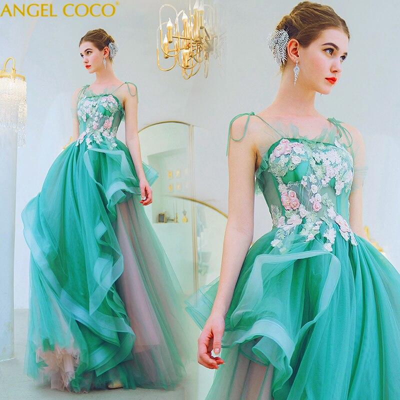 Dubaï luxe Design élégant Robe De soirée Applique perle fête Robe De bal robes De soirée Robe De soirée Robe De soirée Abendkleider
