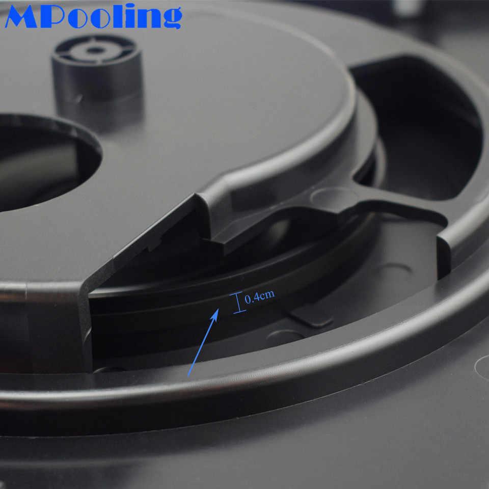 MPooling 5 шт. Поворотный ремень для ретро виниловых проигрывателей Замена ремня подходит для всех видов поворотных столов с приводом от пояса