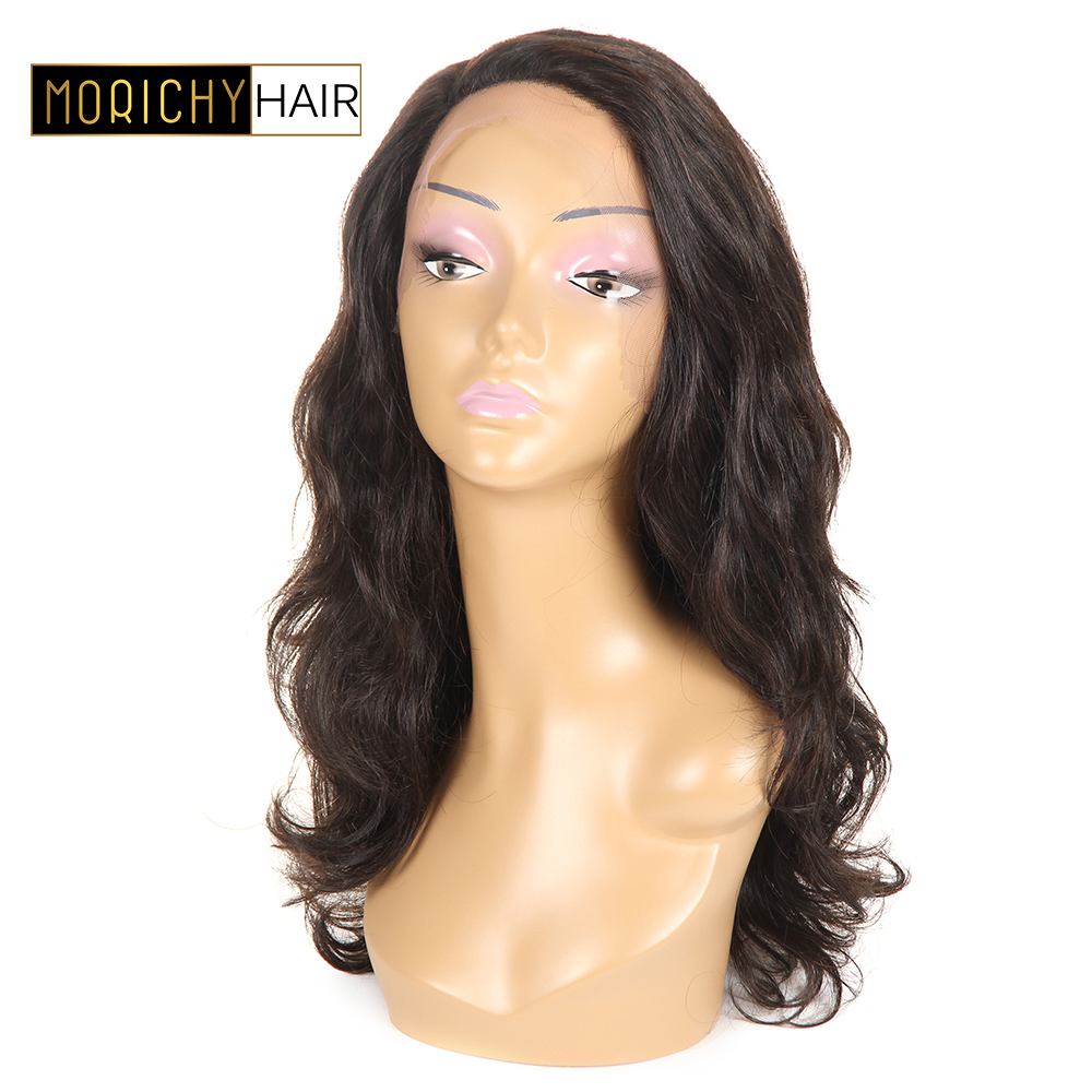 Morichy Body Wave Lace Front Human Hair Wigs For Black Women Brazilian Remy Hair Wigs With Lace Front Pre Plucked Hairline