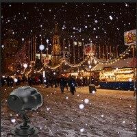 VNL IP65 Christmas Laser Snowflake Projector Outdoor LED Disco Lights Home Garden Star Light Halloween Holiday Indoor Decoration