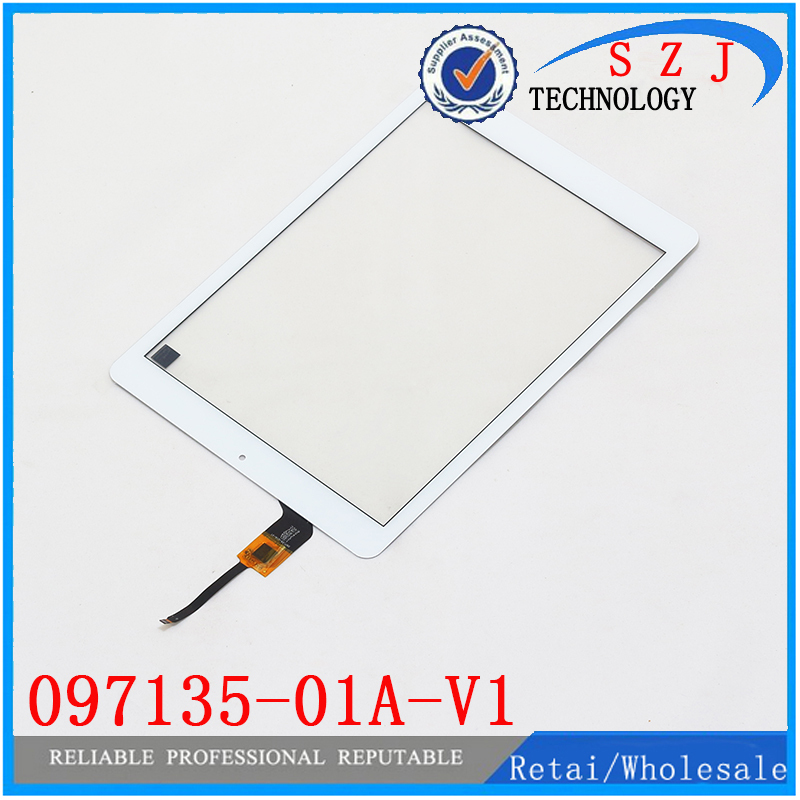 Original 9.7 inch 097135-01A-V1 for for Teclast TPAD X98 Air Capacitive Touch screen panel Digitizer Glass Sensor Free Shipping free shipping 1pcs new for 10 1 inch tablet pc handwriting screen 101075 01a v1 touch screen digitizer panel repair
