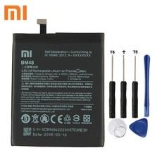 Xiaomi Mi BM48 телефон батарея для сяо Mi Note 2 note2 BM48 4070 мАч Оригинальная Замена + инструмент