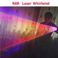 RGB Laser Многоцветный Лазерная Vortex Вихрь Лазерная Man этап поставки СВЕТОДИОДНЫХ Лазерных Перчатки Ночной Клуб Спектакли