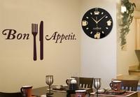 Bar restaurant kitchen leisure fashion ideas Coffee cup tableware wall clock a wall clocks wall world