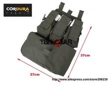 TMC MOLLE Assault System Assault Back Panel 500D Cordura RG Ammo Pouch Free shipping SKU12050477