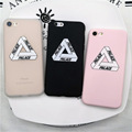 Palace for iphone 5 5s SE 6 6s 7 plus Case Brand New Popular Logo Luxury Fshion Soft Silicon Phone Case Cover Coque Fundas #