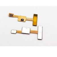 JIARUILA Fingerprint Flex Cable For Xiaomi Mi 6 Mi6 Back Home Button Fingerprint Sensor Flex Cable