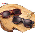 RoShari Vintage Bamboo Wood Unisex Sunglasses Women Brand Designer retro Sport women sun glasses men UV400 gafas oculos de sol