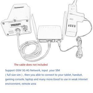 Image 5 - Yeacomm YF P11K CAT4 150 M Outdoor 3G 4G LTE CPE Router met WIFI Hotspot