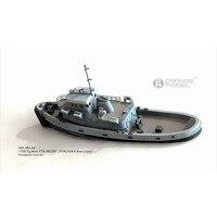 İSG Turuncu Hobi N0708568 1/700 Römorkörü YTB-782/787 Yokosuka Baz 2 Adet/takım Montaj Ölçeği Askeri Gemi Model Yapı kitleri