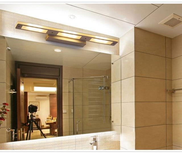Square holes light emitting16W Length 60cm LED mirror lamp Europe ...
