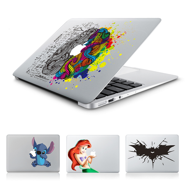 Vinyl Decal laptop Sticker for Apple Macbook Pro Air 13 11 12 15
