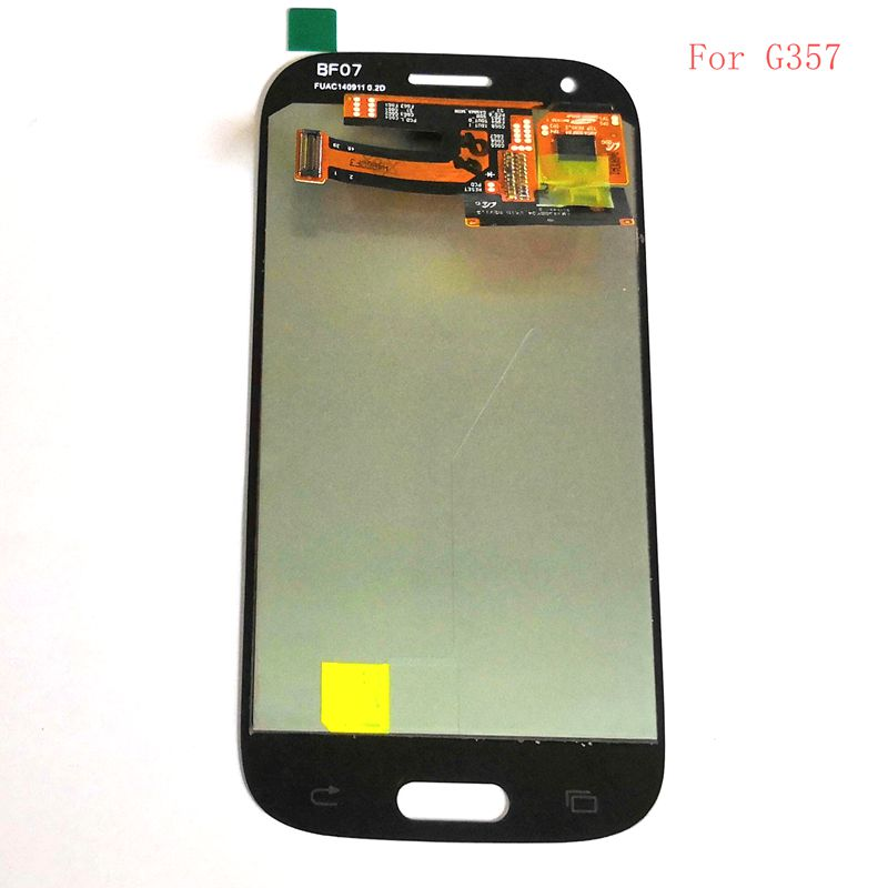 Amoled For Samsung Galaxy Ace 4 G357 G357FZ SM G357 Lcd Screen Display+Touch Glass DIgitizer Full