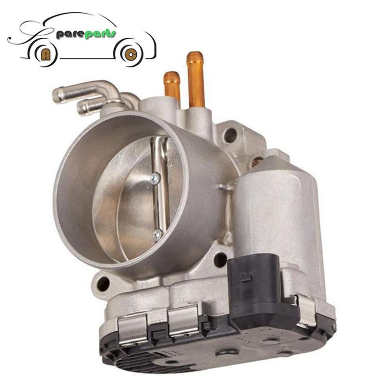 LETSBUY 0280750030 Throttle Body 078133063AJ 64MM Boresize High Quality Assembly For V W PASSAT AUDI SKODA 078133063A 078133062B