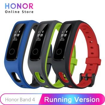 Original Huawei Honor Band 4 Running Version Smart Wristband Fitness Tracker Sports 50M Waterproof Bracelet Sleep Monitor