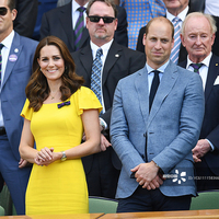 New Arrival Kate Middleton Princess Yellow Solid Dress Elegant Women Butterfly Sleeve Dresses