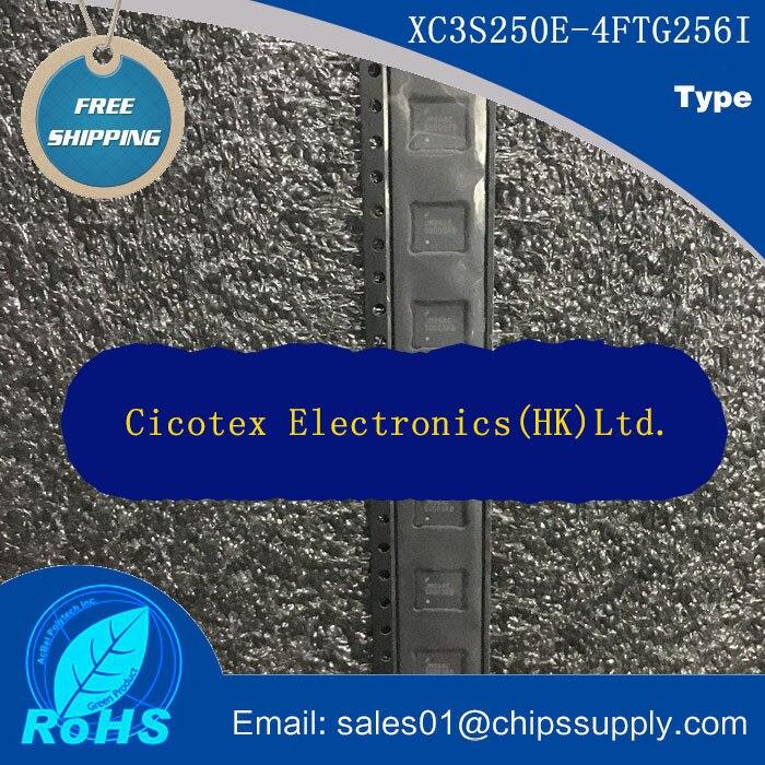 XC3S250E-4FTG256I XC3S250E-4FT256I BGA IC FPGA 172 I/O 256FTBGAXC3S250E-4FTG256I XC3S250E-4FT256I BGA IC FPGA 172 I/O 256FTBGA