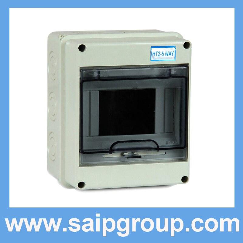 2014 New IP65 5 Ways Electric Box Waterproof Distribution Box SHT-5WAYS saipwell most popular ip65 ht 5 ways waterproof electrical distribution box 150 110 90mm