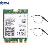 Беспроводной сетевой адаптер с Intel 8265 AC NGFF NGW, поддержка двух диапазонов 1,2 Гбит/с 802.11ac Bluetooth 4,2