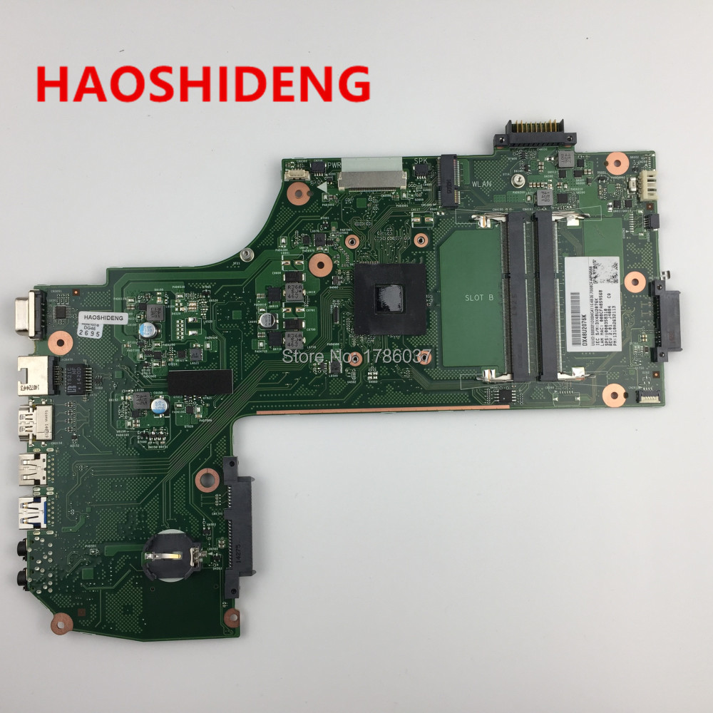 V000358310 For Toshiba Satellite C70 C75 C75D-B C75D-B7215 series motherboard ,All functions fully Tested ! цена и фото