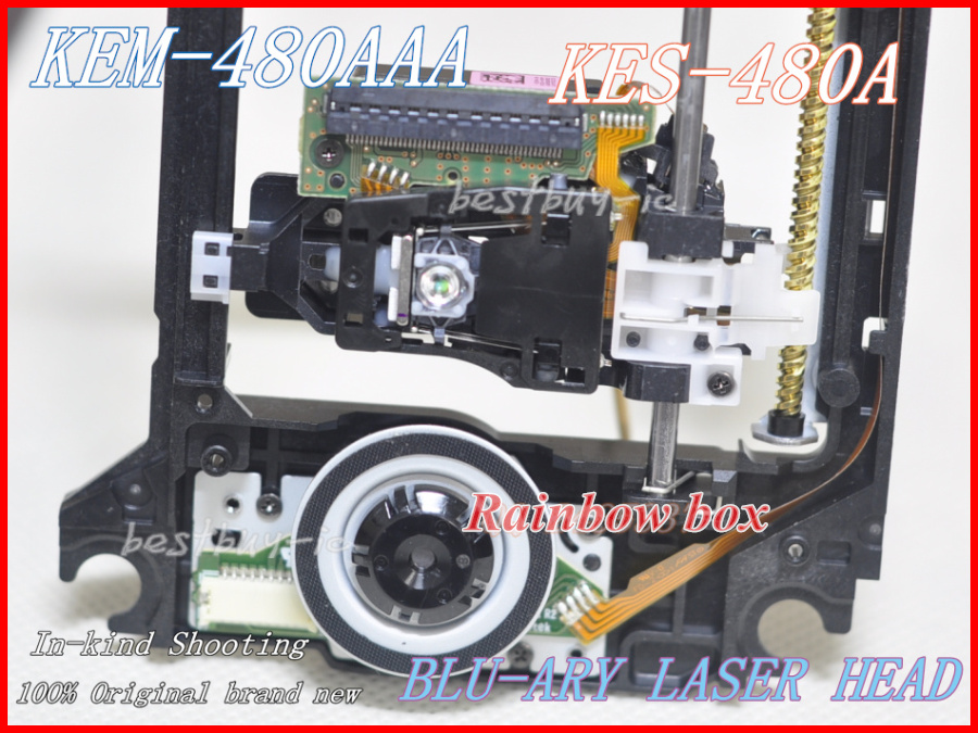Optical-Pick-Up for S0NY PS3 BLU RAY Laser-Lens Kes-480/A/Kem-480aaa/.. Blu-Ray BDP-3120