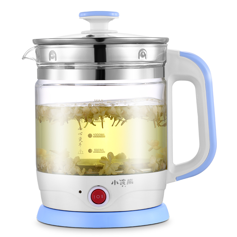 Multifunction Genuine health pot Thick glass electric kettle health raising pot and thick glass health medicine