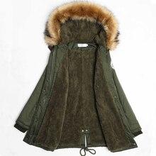 MECEBOM Fashion Autumn Warm Winter Jackets Women Fur Collar Long Parka Plus Size 4xl Casual Cotton Womens Outwear Parka 1223c
