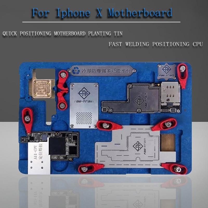 For Iphone 4s Repair Pcb Fixture Circuit Board
