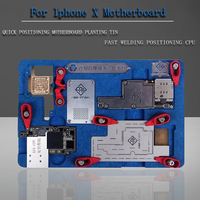 Newest Circuit Board PCB Holder Jig Fixture Work Station For IPhone X Motherboard A11 CPU Chip
