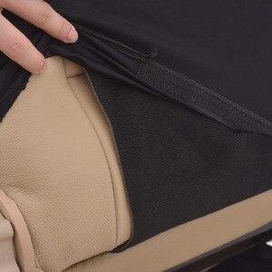 Image 5 - Чехлы на передние Автомобильные сиденья, модный стиль, универсальные автомобильные аксессуары, автомобильный стиль