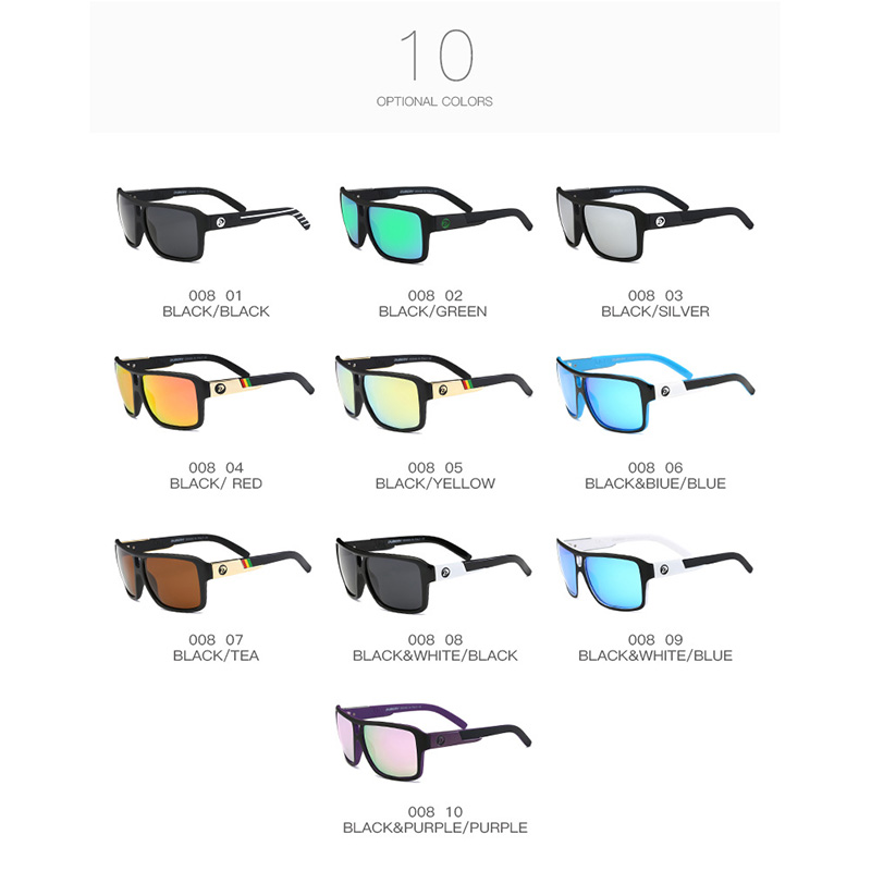 a77f313eefc5 Sports Polarized Sunglasses for Men Fishing Eyewear Outdoor Driving Hunting  Riding Camping Glasses UV400 Protection with. sku  32889487048