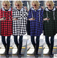 Fur Vest Chalecos Mujer Mujer Cotton Polyester Casual None Women Autumn And Winter Are The New Large Size Slim Long Hoodie Coat