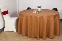 European style dobby hotel cloth round table cloth wedding hotel meeting table cloth cover dust cloth
