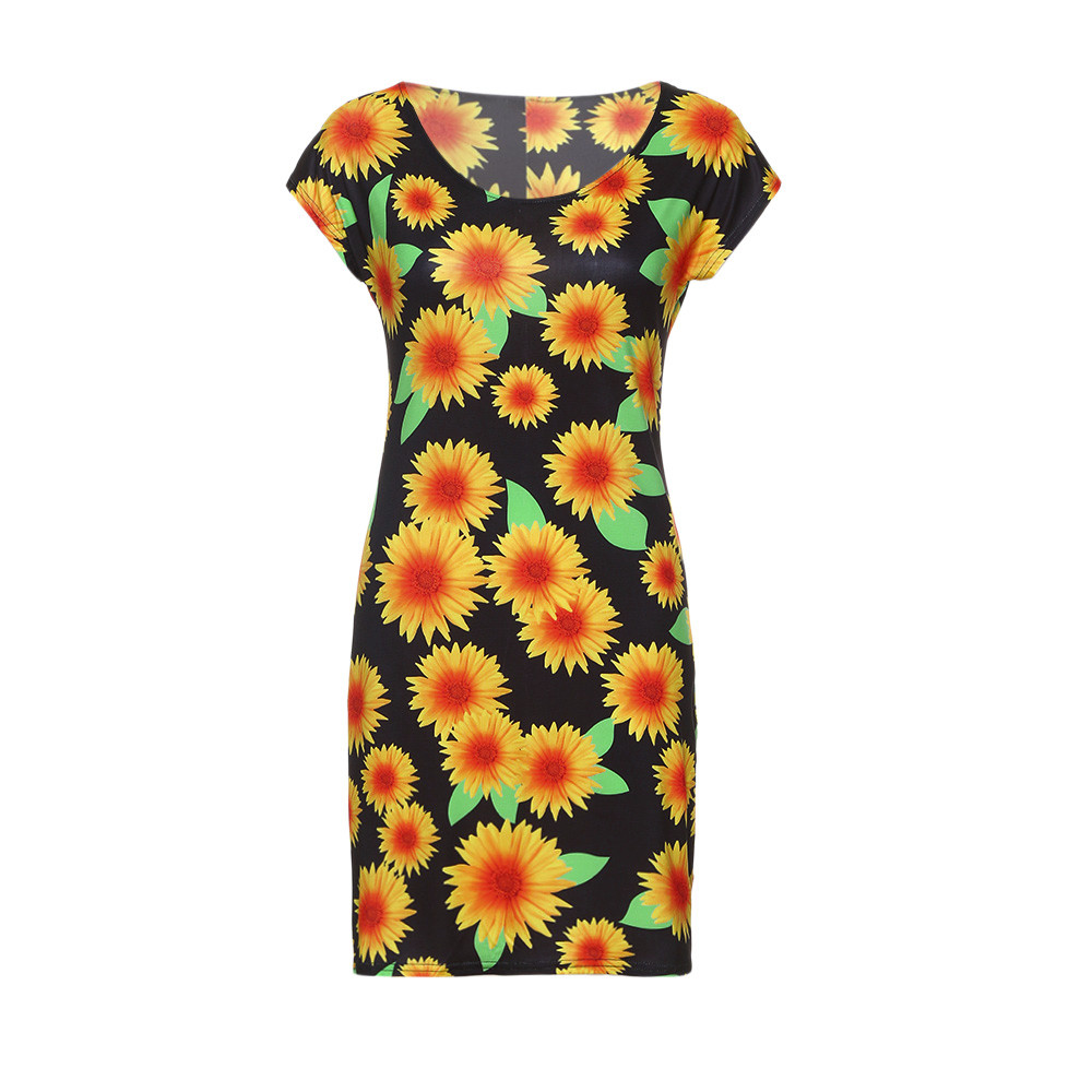 Aus Dem Ausland Importiert 2018 Kleid Weibliche Mode Heißer Verkauf Mama Mich Baby Dame Frauen Floral Spiel Mutter Familie Kleid Sommerkleid Kleidung Vestidos Robe Waren Des TäGlichen Bedarfs